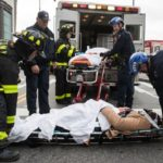 Train Crash Injures More Than 100 Commuters In New York