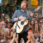 Ed Sheeran unveils new 'post-exile' music