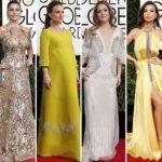 Golden Globe Awards 2017 red carpet arrivals