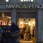 M&S in first festive sales rise for six years