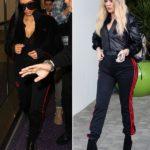 Khloe Kardashian Vs. Kim Kardashian: Who Wore The Sexy Tracksuit Better?
