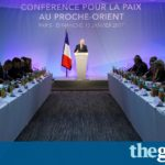 Paris conference to send Trump a warning over Israel and Palestinians