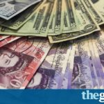 Sterling skids to three-month low on hard Brexit concerns