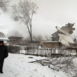 At least 30 people have been killed after a Turkish cargo jet crashed in Kyrgyzstan