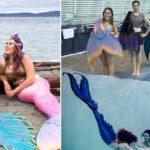 Meet The Secret Community Of 'real-Life' Mermaids