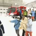 Australian family rescued after night on Japan mountain