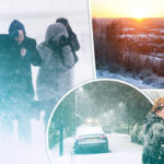 DEEP FREEZE: Sub-zero winds from Europe to BLITZ Britain and form ICE BLANKET this week