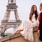 Bride re-wears her wedding dress in 33 countries for stunning photos around the world