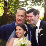 Tom Hanks Crashes A Couple's Wedding Photo Shoot While Jogging Through Central Park