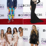 2017 People's Choice Awards Red Carpet Photos — Fifth Harmony