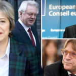 We WON'T be bullied by EU: Britain's top Brexit team invokes WW2 as they warn Brussels