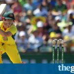 Australia v Pakistan: third one-day international – live!