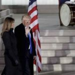 Donald Trump's swearing-in at 58th presidential inauguration ceremony