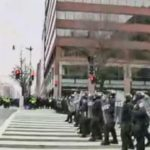 Hundreds of protesters arrested in Inauguration Day clashes
