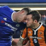 Hull midfielder Ryan Mason suffers fractured skull after collision during game
