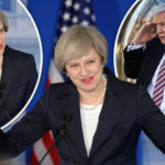 'Opposites attract' May pledges special relationship with Trump's America WILL continue