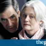 French presidential hopeful François Fillon denies claims about wife