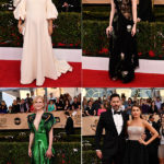 SAG Awards Red Carpet: Emma Stone, Natalie Portman & More Celeb Arrivals