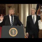 Trump Nominates Gorsuch To Supreme Court -Full Event-HQ Video