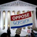 Supreme Court choice Neil Gorsuch draws Democrat opposition
