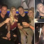Jamie O'Hara has second boozy night out in a row as he heads to ANOTHER strip club