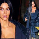 Kim Kardashian and North head to ballet in NYC