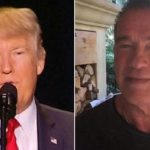 Donald Trump and Arnold Schwarzenegger in Prayer Breakfast showdown after ratings jibe