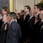 Trump's administration isn't very diverse. Photo ops make it glaringly obvious.