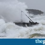 Met Office issues UK rain and ice warnings