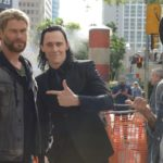 Thor: Ragnarok Plot Theories: Odin exiled on Earth? Thor and Loki work together to save him