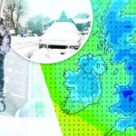 SNOWSTORM WARNING: Polar Vortex sends freezing plume from Siberia and Arctic to engulf UK