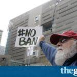 Trump travel ban: judges skeptical about arguments on executive order