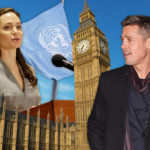 Angelina Jolie — Angling for London with Kids and U.N.'s Top Job … Sources Say