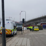Third cyclist killed in London this week after crash with lorry