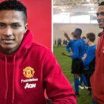 Antonio Valencia on his rise to Manchester United stardom