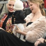 Gwen Stefani Makes Goo Goo Eyes At Adam Levine's Adorable Baby Daughter — Pics