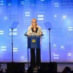 Actress Meryl Streep renews harsh criticism of Trump in emotional speech