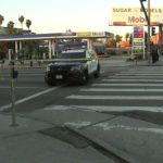 3 hospitalized in shooting outside Hollywood gas station