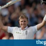 Joe Root vows to drive England on after being named captain