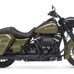 Harley-Davidson Road King Special Leaves The Chrome Behind