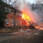 People unaccounted for after Oxford flats blast