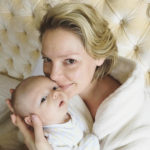 Katherine Heigl's 2-Month-Old Son, Joshua, Makes Adorable TV Debut On 'Late Late Show'