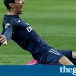 Ángel Di María strikes twice as four-star PSG dismantle Barcelona