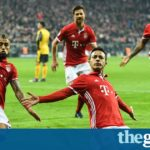 Thiago Alcântara and Bayern Munich leave Arsenal staring into the abyss