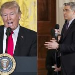 Trump has another face-off with 'very fake news' CNN
