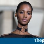 Roland Mouret brings high-voltage to a grey Sunday in fashion week