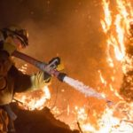 California Fire Crews Notch Progress As Weather Cools And Calms; Camp Fire Death Toll Up To 63