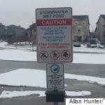 Alberta Boy Dies After Falling Through Ice On Neighbourhood Canal