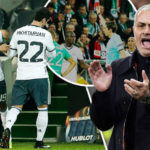 Man United Boss Jose Mourinho Left Fuming After Europa League Win Over St Etienne
