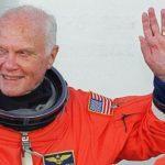 John Glenn, first American to orbit Earth, dies aged 95 – BBC News